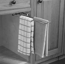 pull out towel bar cabinet joint