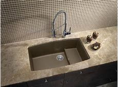 BLANCO PERFORMA CASCADE Super Single Bowl   Contemporary   Kitchen Sinks   by BLANCO