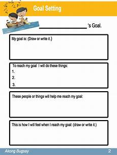 Goal Sheet Template Goalsetting Copy Jpg 1 417 215 1 892 Pixels School