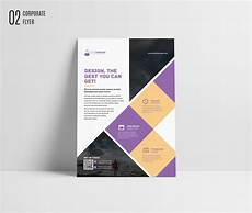 Indesign Flyer Template Free Free Indesign Template Corporate Flyer Brochure