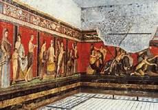 os frescos de pompeia um olhar sobre a arte