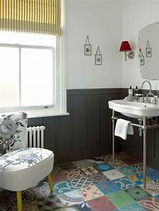 25 creative patchwork tile ideas of color and pattern