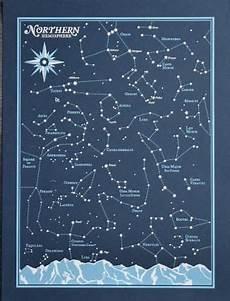 Northern Hemisphere Star Chart In 2020 Constellations