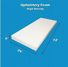upholstery foam cushion high density seat replacement