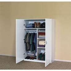 white storage cabinet closet armoire clothing wardrobe