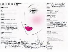 Face Chart Brown Brown Assets From Ny Ss 14 Fashion Week Q8 Mango