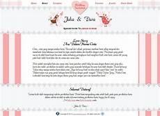 undangan desain unik aplikasi membuat undangan pernikahan