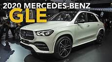 2020 mercedes gle coupe 2020 mercedes gle look 2018 motor show