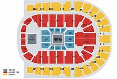 Floor Plan O2 Arena O2 Arena Boxing