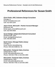 Examples Of References On Resume 33 Resume Examples Pdf Doc Free Amp Premium Templates