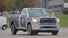 2020 Dodge Ram 3500 For Sale by 2020 Ram 2500 Tradesman Spied With Its Exposed