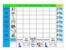 Sticker Chart For Toddler Behavior Behavior Charts Printable For Kids Chore Chart Kids