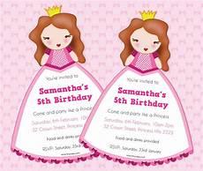 Free Princess Invitations Tinysandtea Free Princess Invite Editable Text