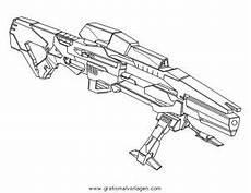 Ausmalbilder Waffen Drucken Sniper Gratis Malvorlage In Menschen Soldat Ausmalen