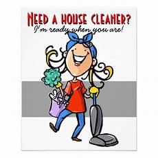 House Cleaning Pics House Cleaning Custom Business Promotional Flyer Zazzle