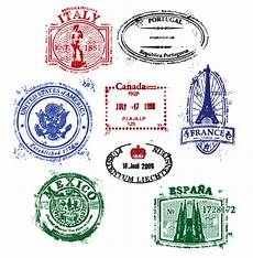 Design A Seal Different Retro Seal Design Vector Set 01 Free Download
