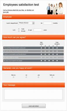 Survey Design Examples Create Online Surveys Free Survey Template