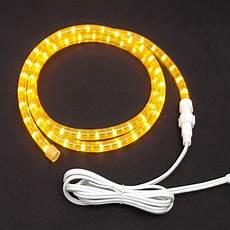 How To Cut 120v Rope Light Custom Yellow Rope Light Kit 120v 1 2 Quot Novelty Lights