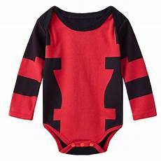 deadpool baby clothes n baby boys deadpool costume infant bodysuit in