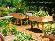 Free Gardening Plans Elevated Garden Bed Plans Bed Plans Diy Amp Blueprints