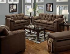 bulldozer chocolate sofa and loveseat fabric living room