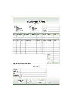 Invoice Template Canada What Has To Be On Invoices For Canadian Small Business