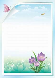 Stationery Border Design Stationery Borders Free Download Free Vector Download