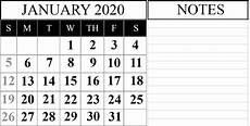 Write On Calendar 2020 How To Schedule Your Month With January 2020 Printable