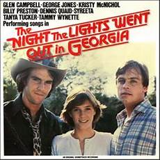 The Night The Lights Went Out In Georgia Movie Soundtrack The Night The Lights Went Out In Georgia By Xbrooklynladyx
