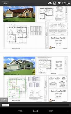Free Home Design Program Reviews 100 House Plans In Pdf And Cad For Android Free