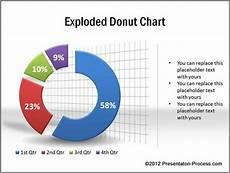 3d Donut Chart Excel Creative Doughnut Chart Info Graphics
