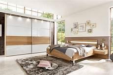 Schlafzimmer Komplett Wiemann by Wiemann Palermo Schlafzimmer Eiche Teilmassiv M 246 Bel Letz