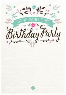 Free Digital Birthday Invitations Free 18th Birthday Invitations Wording Free Printable