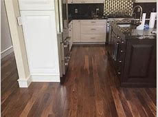 Walnut Hardwood Flooring in Boulder CO   Floor Crafters Hardwood Floor Company