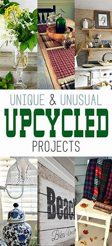 unique and upcycled projects upcycle projects