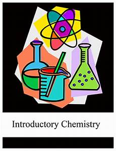 Chemistry Cover Page Designs Chemistry Open Educational Resources At Suny Erie