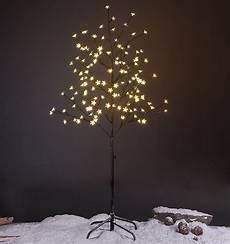 Wire Christmas Tree With Led Lights Bendable Adjustment Branch 5 Ft Led Star Light Tree Warm