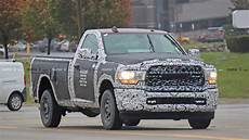 dodge ram hd 2020 2020 ram 2500 tradesman spied with its exposed