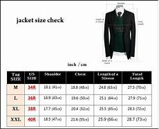 Mens Jacket Size Chart Size Chart For Men S Suit Jacket Google Search My