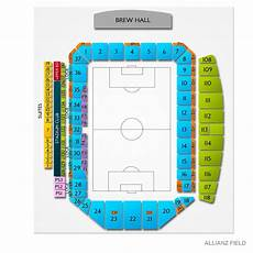 Minnesota United Allianz Field Seating Chart Allianz Field Tickets 2 Events On Sale Now Ticketcity