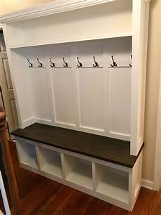 custom tree mudroom bench coat rack entryway storage