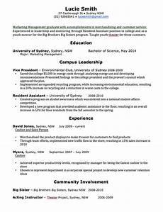 Resume Sample Australia Cv Template Free Professional Resume Templates Word
