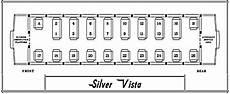 Train Seating Chart Silver Vista Durango Amp Silverton Narrow Gauge Railroad Train
