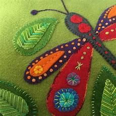 felt applique pin by kris kouzelos on felted wool appliqu 233 projects