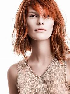 frisuren bilder damen mittellang rote mittellange haare damen friseur