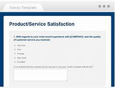 Service Questionnaire Template Questionnaire Template Sample Questionnaires Smartsurvey