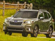 the 2019 subaru forester 2019 subaru forester review kelley blue book