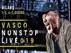 vasco non si puã vasco live 2019