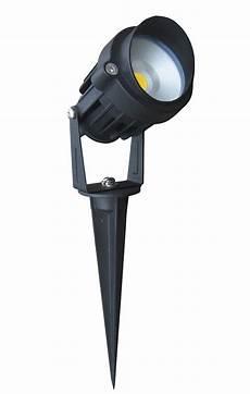 Led Garden Spike Lights 6w Led Spike Garden Light 12v 6500k Daylight Black