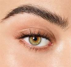 Light Brown Eye Contact Lenses Before And After Desio Color Contact Lenses